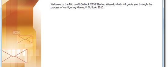 Tài khoản Hotmail và Live Email vào Outlook 2010