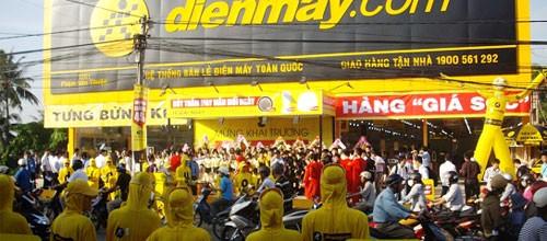 Dienmay.com và thực hư chuyện tên miền 10 tỷ
