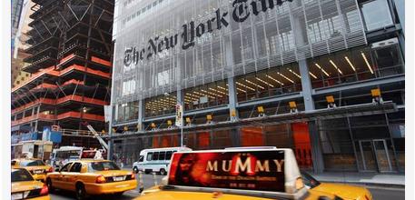 New York Times kiếm bộn từ thu phí đọc báo online