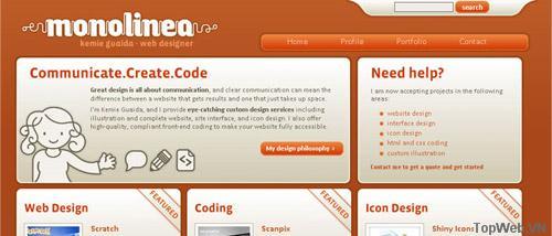 Những điểm lưu ý khi thiết kế web